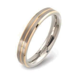 0148-02 Pánský snubní prsten BOCCIA®