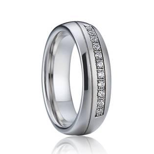 AN1001 Dámský snubní prsten