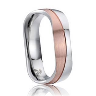 AN1021 Pánský snubní prsten