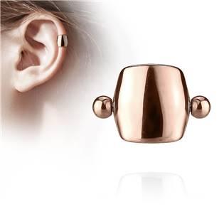 Cartilage piercing do ucha se štítem