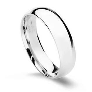 CS2042-5 Dámský stříbrný prsten, šíře 5 mm