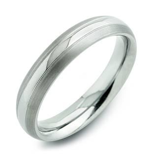 Dámský titanový snubní prsten 0131-01