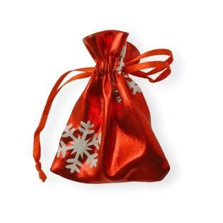 Dárkový sáček vánoční 50 x 70 mm