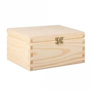 Dřevěná krabička na šperky