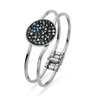 Náramek s krystaly Crystals from Swarovski® PARADISE SHINE