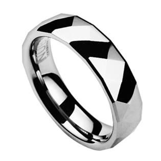 NWF1034 Dámský snubní prsten wolfram