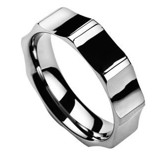 NWF1044 Dámský snubní prsten wolfram