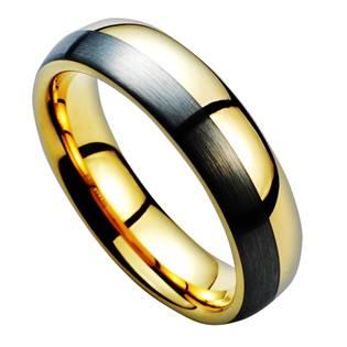 NWF1045 Pánský snubní prsten wolfram