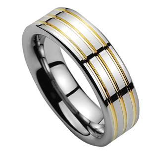 NWF1052 Pánský snubní prsten