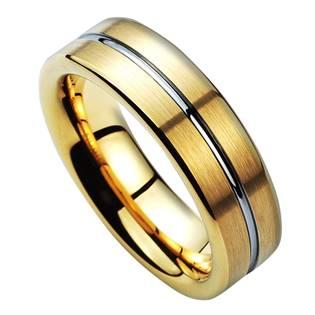 NWF1053 Dámský snubní prsten zlacený