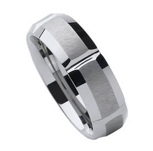 NWF1058 Dámský snubní prsten wolfram