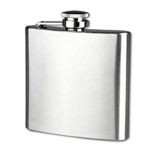 Ocelová kapesní lahev - placatka 170 ml