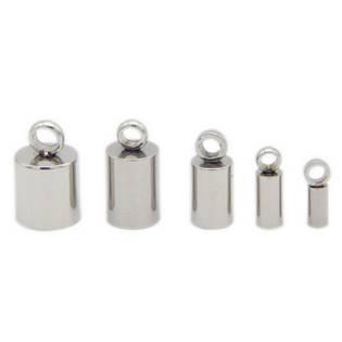 Ocelové zapínání na náramek/náhrdelník 3 mm
