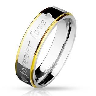 OPR0029 Pánský snubní prsten šíře 6 mm