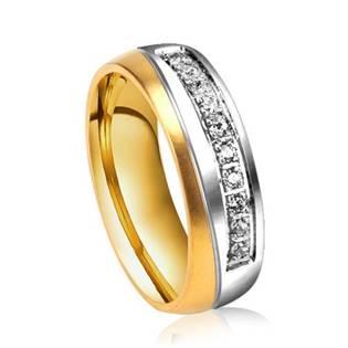 OPR0033 Dámský snubní prsten šíře 6 mm