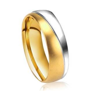 OPR0033 Pánský snubní prsten šíře 6 mm