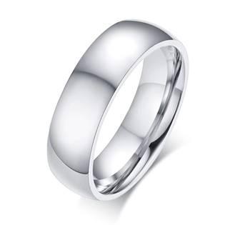 OPR0099 Pánský ocelový snubní prsten