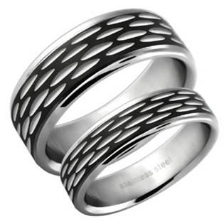 OPR1387 Dámský snubní prsten