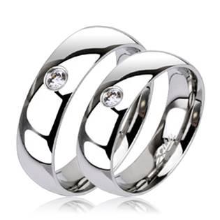 OPR1405 Snubní prsteny ocel - pár