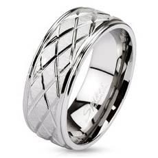 OPR1456 Pánský snubní prsten