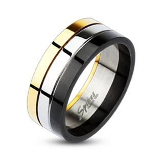 Pánský ocelový prsten OPR1310
