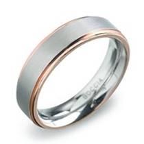 Pánský titanový snubní prsten 0134-03