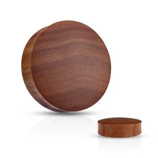 Plug do ucha Saba wood