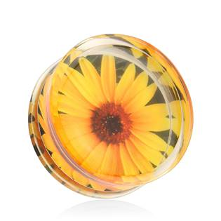 Plug do ucha slunečnice, průměr 8 mm