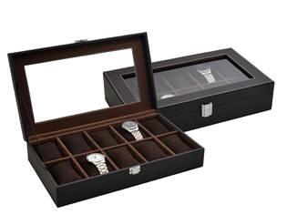 Šperkovnice na hodinky nebo náramky