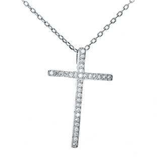 Střibrný náhrdelník