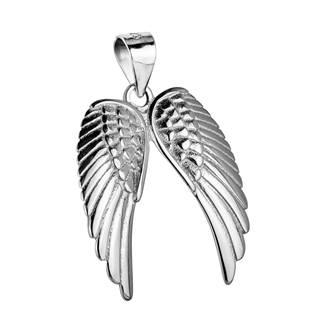 Stříbrný přívěšek - andělská křídla