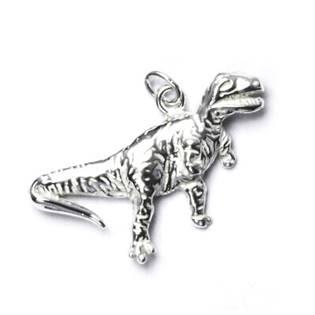 Stříbrný přívěšek - dinosaurus Tyranosaurus rex