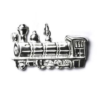 Stříbrný přívěšek - mašinka