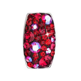 Stříbrný přívěšek Crystals from Swarovski®, Cherry