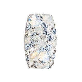 Stříbrný přívěšek Crystals from Swarovski®, Light Sapphire