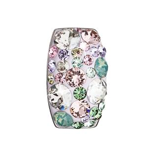 Stříbrný přívěšek Crystals from Swarovski®, Sakura