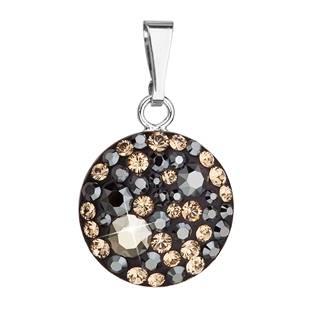 Stříbrný přívěšek s kameny Crystals from Swarovski® Colorado