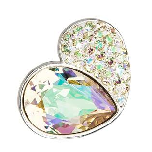 Stříbrný přívěsek s krystaly Crystals from Swarovski® Luminous Green