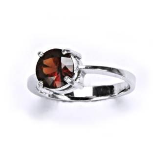 Stříbrný prsten s 6 mm