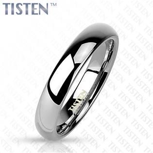 TIS0001 dámský snubní prsten tisten 4 mm