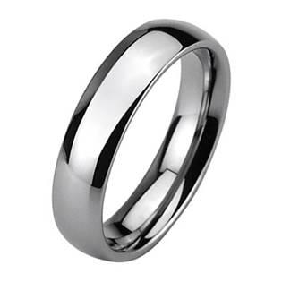 Wolframový prsten, šíře 6 mm