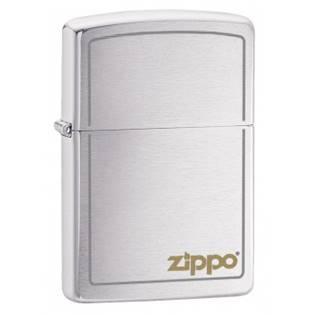 ZIPPO Clasic - benzínový zapalovač broušený