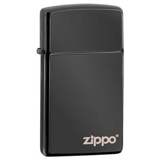 ZIPPO Slim Ebony